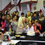 Radicales festejaron el 125 aniversario del partido