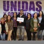 Vuoto: «Asumí un compromiso contra la violencia de género y lo estamos afrontando desde la Secretaría de la Mujer»