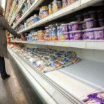 Asociación de Almaceneros aseguró que falta manteca en los almacenes y super