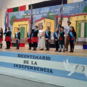 Banderas de ceremonia.
