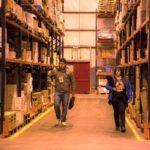 La Secretaría de Comercio realizó inspecciones en depósitos y supermercados