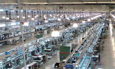 """El ministro de Industria, Ramiro Caballero, aseguró que en """"Tierra del Fuego tenemos la última tecnología""""."""