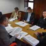Entrevistaron a postulantes a Juez Electoral