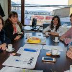 Legisladoras se reunieron con la Secretaría de Igualdad de Oportunidades del Consejo Directivo Nacional de (UPCN)