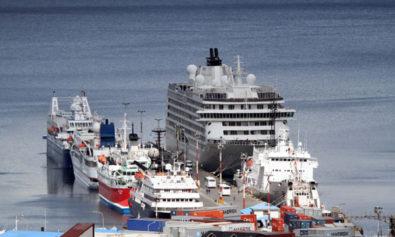 Preocupación por la posible quita de los reembolsos a puertos patagónicos.