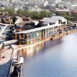 Sectores empresarios insisten sobre proyecto de terminal de cruceros en Ushuaia