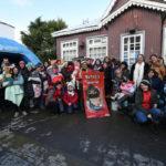 Se realizó el «tetazo» en Ushuaia