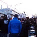 La UOM de Río Grande se movilizó al Ministerio de Trabajo