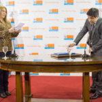Álvarez juró como nuevo ministro de Gobierno