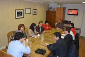 Este lunes los concejales mantuvieron un encuentro con el ministro de Gobierno y Justicia José Luis Álvarez, del que también participó el secretario de Gobierno Alejandro Ledesma, a fin de avanzar en la relación institucional y abrir nuevos canales de diálogo.
