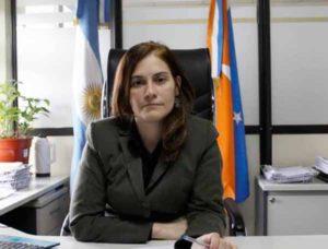 """""""Los atrasos son días, antes eran meses"""", aseguró ayer la contadora Andrea Ontoria, secretaria de Finanzas de la Municipalidad de Ushuaia."""