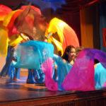 Más de un centenar de pequeños bailaron en 'El Arte del Movimiento Infantil'