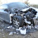 Automóvil de concejal Raúl Von der Thusen fue incendiado de manera intencional