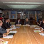 La Gobernadora suscribió el Pacto de San Antonio de Padua