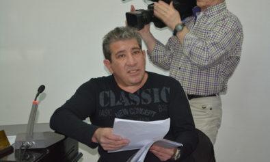 """Cáceres aseguró que la pretensión como dirigente barrial """"es vivir en el mejor barrio de la ciudad"""" por lo que justificó su insistencia en los reclamos y los pedidos para hacer uso de la Banca del Vecino."""