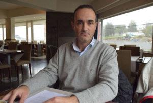 """El ministro de Industria provincial Ramiro Caballero señaló que """"el miércoles se suscribirán los convenios con las industrias radicadas en la provincia para determinar los productos que se pondrán a la venta""""."""