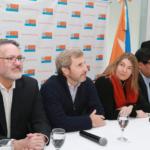 Frigerio anunció una inversión de dos mil millones