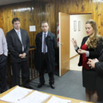 Entrevistaron a postulantes a Juez de Instrucción Nº 2 de Río Grande