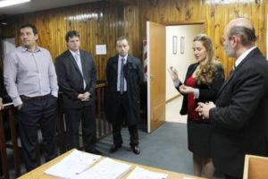 Los integrantes del Consejo de la Magistratura entrevistaron ayer a cuatro aspirantes para ocupar el cargo de Juez de Instrucción Nº 2 del Distrito Judicial Norte.