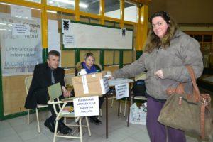 Elecciones en la UTN.