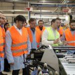 """""""Hay muchísima inversión en equipamiento en las fábricas electrónicas"""""""
