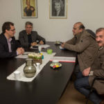 Gobierno y autoridades del Partido Justicialista analizaron propuesta oficial