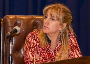 La legisladora Myriam Martínez confirmó el dictamen para los convenios de devolución del primer tramo del 15% retenido por Nación, que serán aprobados en la próxima sesión.