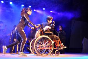 Con más de 50 grupos de danzas se clausuró 'El Arte del Movimiento'.