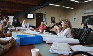 En el encuentro estuvieron la Secretaría de Turismo, la Secretaría de Hábitat y Ordenamiento Territorial y también la Secretaría de Planificación e Inversión Pública.