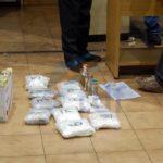 Secuestran 15 kilos de cocaína y hay cuatro detenidos