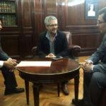 """""""Como provincia necesitamos implementar la reforma de procedimientos en materia penal"""""""