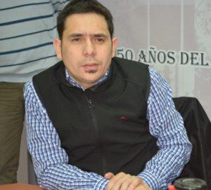 Federico Runín, secretario de Gestión y Participación Ciudadana del Municipio.