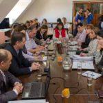 Positivo balance de la citación del ministro Colman en Legislatura