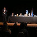 Vuoto defendió el plan urbano ambiental y los sueños de los vecinos