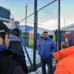 El intendente Vuoto evaluó los avances en la obra del CEPLA