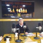 La Gobernadora del Distrito 'O3'  visitó los estudios de Radio Universidad