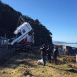 Realizaron jornada de limpieza en Puerto Almanza