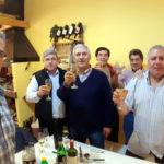 Festejaron el cumpleaños del ingeniero Héctor García Neder