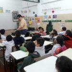 La Asociación Cultural Sanmartiniana se sumó al Programa Escuela y Formación Ciudadana
