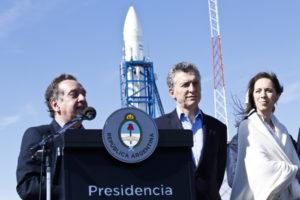"""Barañao celebró la decisión política de recurrir a la ciencia y la tecnología """"como herramientas para el desarrollo de la sociedad y la economía""""."""