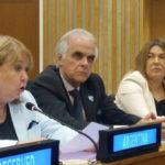 """""""Siempre apoyaré el diálogo pero también la defensa de los recursos naturales en torno a Malvinas"""""""