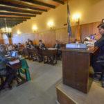 Concejales aprobaron en primera lectura el pedido de autorización para contraer préstamo para colectivos