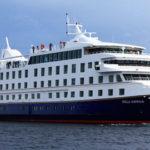 Ushuaia comienza con la temporada de cruceros 2016-2017