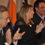 """""""Vengo a restituir derechos"""", dijo la gobernadora Rosana Bertone"""