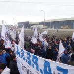 Metalúrgicos conmemoraron su día con movilización y acto