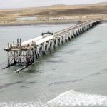 La Gobernadora suscribió el convenio de asistencia técnica del Puerto de Río Grande