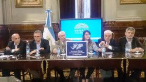 Representantes de distintos sectores refirieron a cuestiones que tienen que ver con el reclamo argentino y la permanencia en las Islas Malvinas.