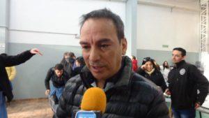 El secretario Gremial de los Petroleros Jerárquicos, Moisés Solorza, se refirió al manejo de la audiencia pública por el tarifazo al gas, que se realizará el viernes.