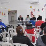 Vecinos presentaron iniciativa de destacamento policial
