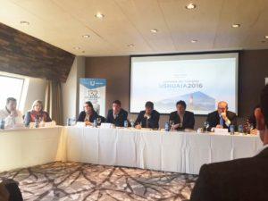 La Comisión de Turismo se reúne en Ushuaia.